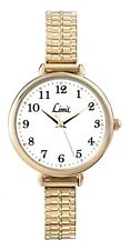Limit Ladies Gold Expanding Bracelet Watch 6963