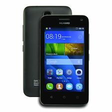 "Huawei Ascend Y3 Y360 4"" Sim-Free Unlocked 3G Android Smartphone - Black"