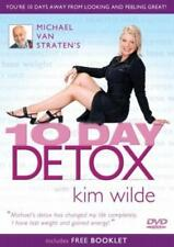 Michael Van Straten's 10 Day Detox With Kim Wilde (DVD, 2004)