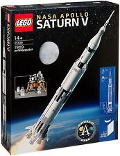 Lego Ideas 21309 NASA Apollo Saturn V NEU & OVP