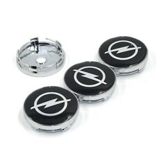 4X60mm car wheel center hub cap Sticker Badge logo for opel Wheel Center Cap