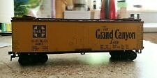 Santa Fe Grand Canyon Line 40' wood reefer wagon (Train Miniature)