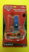 Disney Pixar Cars Birthday Party Candle Lightning McQueen Hallmark New