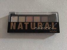 NYX Natural The Natural Shadow Palette, TNS01!