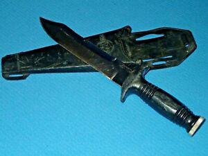 Tauchermesser Barakiri, original Scheide echte Sammler Rarität, §61