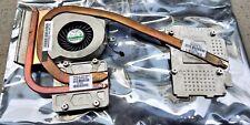 for HP EliteBook 8560W cooling heatsink with fan MF60150V1-C000-S9A 652675-001