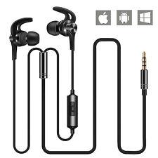 Fit SAMSUNG GALAXY S9 Note 9 Mp3 Mp4 Headphones NEW Hands Free IN-EAR Earphones