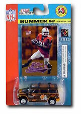 NFL H2 Cleveland Hummer 1:64 with Kellen Winslow II Rookie Card - New in Package