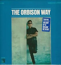 "Roy Orbison ""The Orbison Way"" 1966 MGM SE-4322 Breakin' Up Is Breakin' My Heart"