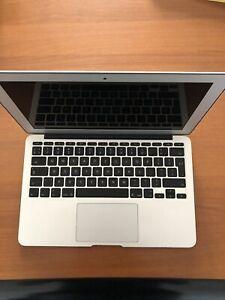 "Apple MacBook Air 11.6"" (64GB SSD, Intel Core i7, 1.8GHz."