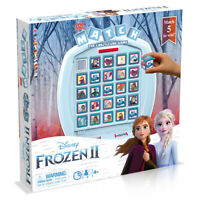 Top Trumps Frozen 2 Match Board Game