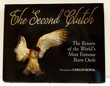 """Brand New """"The Second Clutch"""" Signed by Author - Molly & McGee Owls Photo Book"""