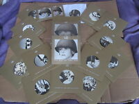 "U2 Best of 1980-1990 RARE 14x 7"" 45 RPM & 2x CD ORIGINAL UK PROMO ONLY BOX SET"