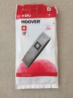Hoover Vacuum Cleaner Bag Style A 304990001 3-Pack