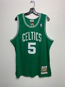 Men Mitchell & Ness NBA Authentic Jersey Boston Celtics Kevin Garnett KG (XL)