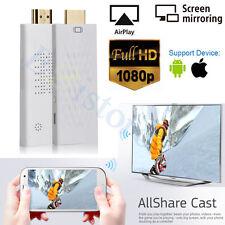 Wireless Wifi HDMI Display Dongle Screen Mirroring ALLShare Case HDTV TV Adapter