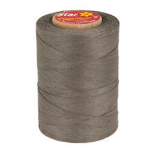 #8660~Star Cotton Machine Quilt Sew Craft Thread~Manatee Gray Brown Grey~30Wt