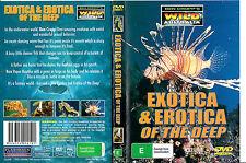 Ben Cropp's Wild Australia:Exotica and Erotica of The Deep-1964-TV Series Au-DVD
