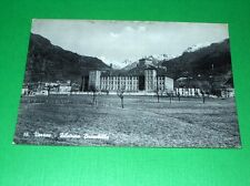 Cartolina Verres - Filatura Brambilla 1955 ca
