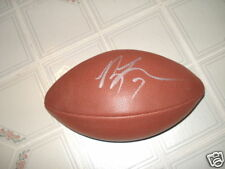 Byron Leftwich Signed Autographed Football Jaquars