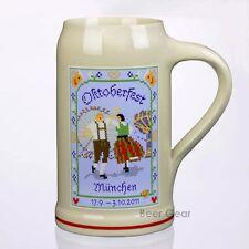 2011 Munich Oktoberfest Stein - 1 Liter - Mugs Stocked in USA by Beer Gear