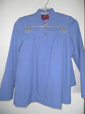 Sasson   Womens  Blue Lined Skirt Suit   Sz 6/7