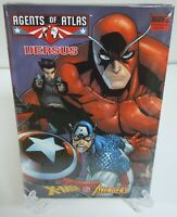 Agents of Atlas Vs X-Men & Avengers Marvel HC Hard Cover Brand New Sealed