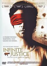 Infinite Justice  (DVD)**** NEUF