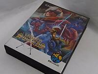 SNK NEOGEO AES Game Cartridge Crossed Swords Japan