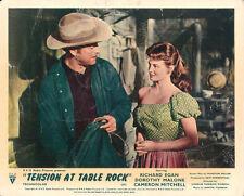 Tension at Table Rock Original Lobby Card Angie Dickinson Richard Egan
