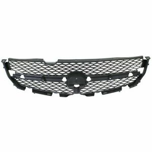 for 2001 2002 2003 Acura MDX Front Grille Mat-Black