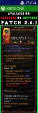 Diablo 3 - PS4 - Xbox One - Primal Modded - Lord Greenstone's Fan - Patch 2.6.1