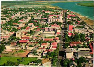 Quelimane, Mozambique, Moçambique, Portugal colonial, 1960s postcard