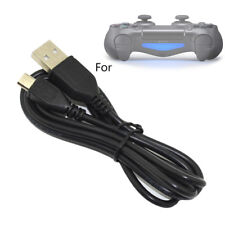 Micro USB Charging Charger Wire Data Cable For Sony PlayStation 4 PS4 Controller