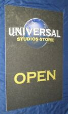 UNIVERSAL STUDIOS ORLANDO Theme Park Prop Sign (Store/Harry Potter/Marvel)