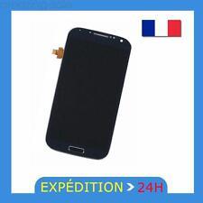 Pour Samsung Galaxy S4 i9505 Bleu Écran LCD Vitre Tactile Avec Cadre FR - SOLDE