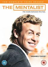 The Mentalist - Season 3 [2011] (DVD)