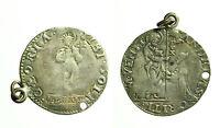 pcc1645_12) VENEZIA Andrea Gritti 1523-1538  AR Mocenigo o Lira - FORI