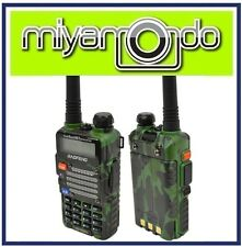 2pc Baofeng UV-5RE Dual Band Two Way Walkie Talkie (Camoufladge)
