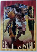 1999 Upper Deck Athlete of the Century Elevation 29,277 PTS Michael Jordan #EL10
