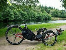 EV Recumbent Bike Trike Tricycle