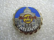 Atlanta,Hard Rock Cafe Pin,Bottle Cap Series