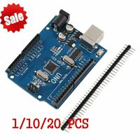20Pcs UNO R3 ATmega328P Development Board With Boot Loader For Arduino UNO LotMU