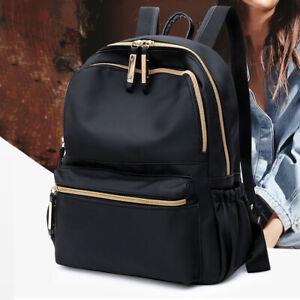 Women's Backpack Casual Oxford School Shoulder Bag Teenage Girls Waterproof UK