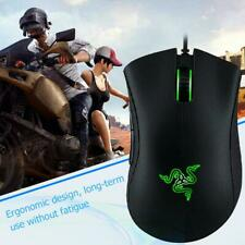 Razer Deathadder Essential Gaming Mouse 2000DPI Lighting Ergonomic Optical Mice
