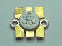 MOTOROLA MRF317 RF  TRANSISTOR,BROADBAND RF POWER TRANSISTOR N