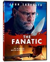 THE FANATIC  DVD 2019 BRAND NEW FAST SHIPPING
