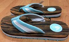 Body Glove Floater Women's Flip Flops Sandals Size 8 Beach Surf Ocean Sandal