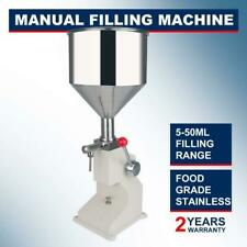A-03 Manual Filling Machine For Cream & Shampoo & Cosmetic,Liquid 5~50ml