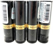 (4) Revlon Super Lustrous Lipstick New & Sealed Matte 002 - Pink Pout